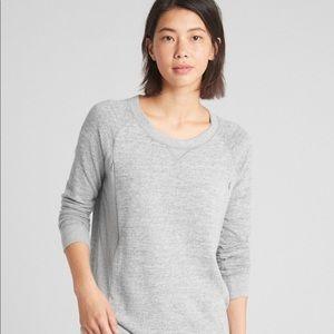 GapMaternity Nursing Pullover Sweatshirt